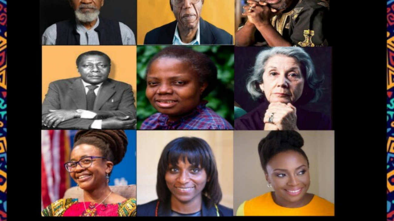 african authors