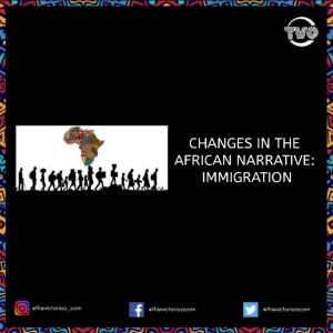 immigration in african literature
